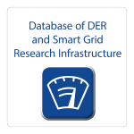 Database of DER and Smart Grid RI